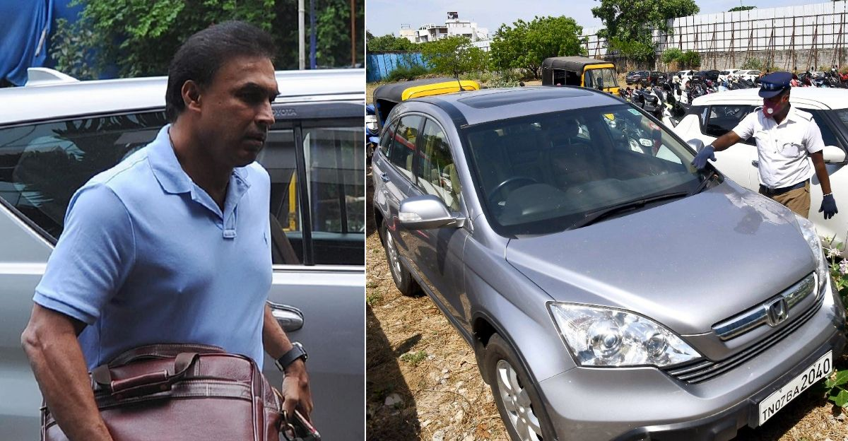 Former cricketer Robin Singh BUSTED for violating lockdown: Honda CR-V SEIZED by police