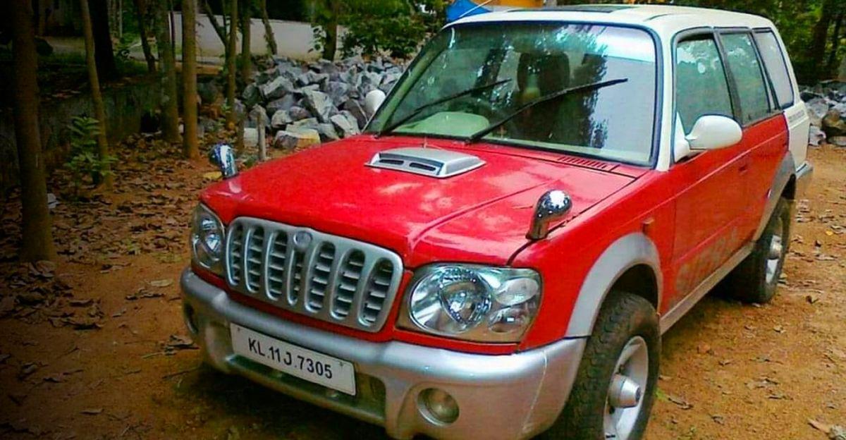 Tata Sierra, Mahindra Scorpio & Mitsubishi Pajero: Three SUVs in one SUV