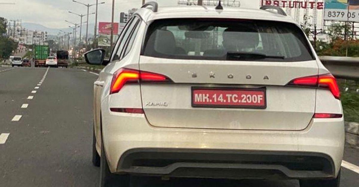 Skoda Kamiq SUV spied in India: To form basis of new SUV that'll take on Hyundai Creta & Kia Seltos