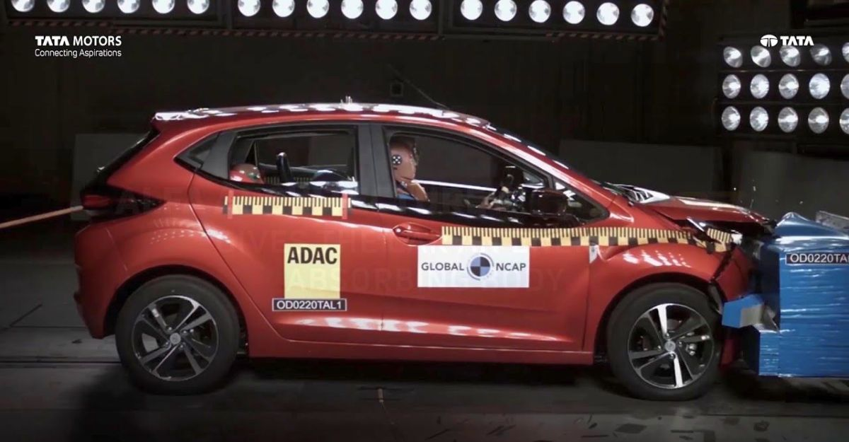 Tata Altroz's new TVC highlights 5 star safety rating