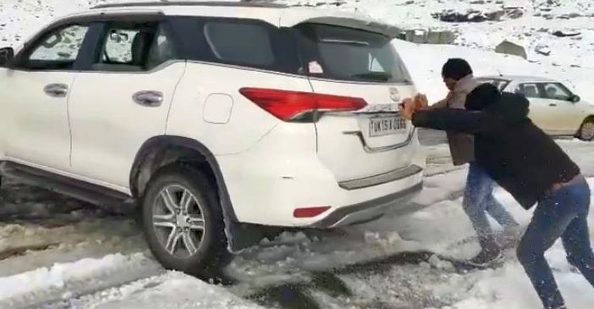 An SUV without a 4 wheel drive is NO SUV: 5 examples!