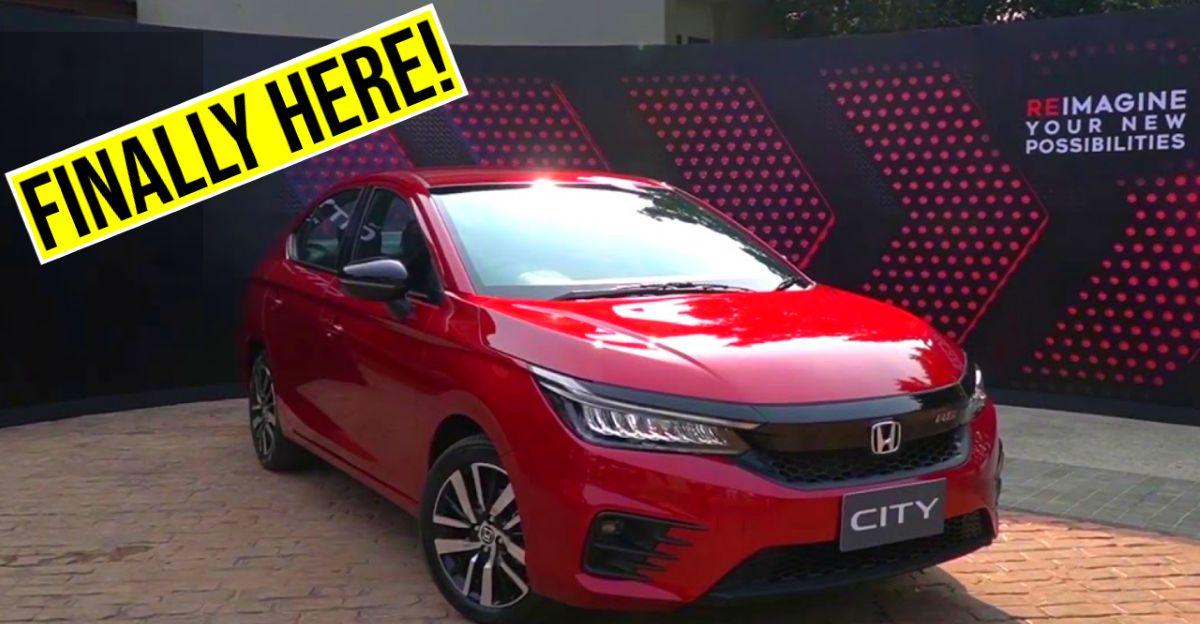 2020 all-new Honda City sedan launched in India