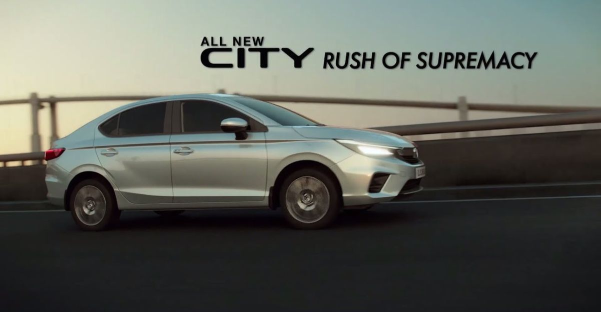 2020 Honda City's new TVC: Check it out
