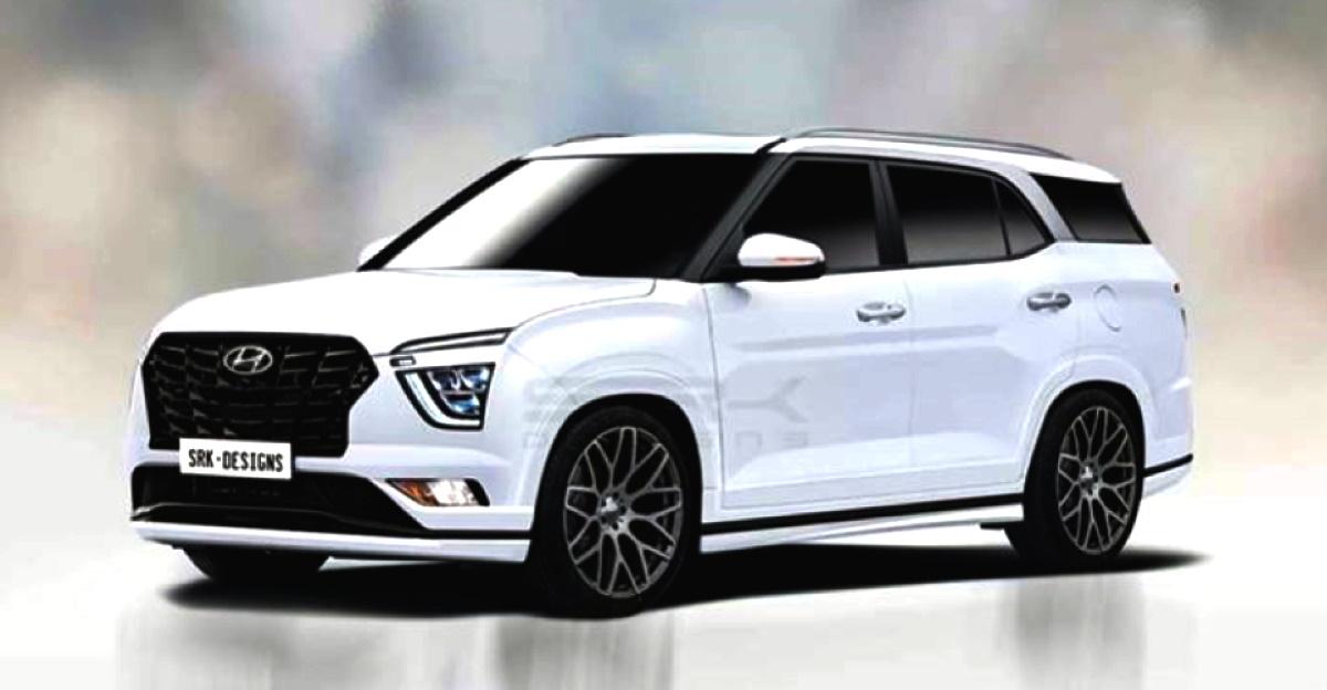 7-seat Hyundai Creta compact SUV launching in second half of 2021