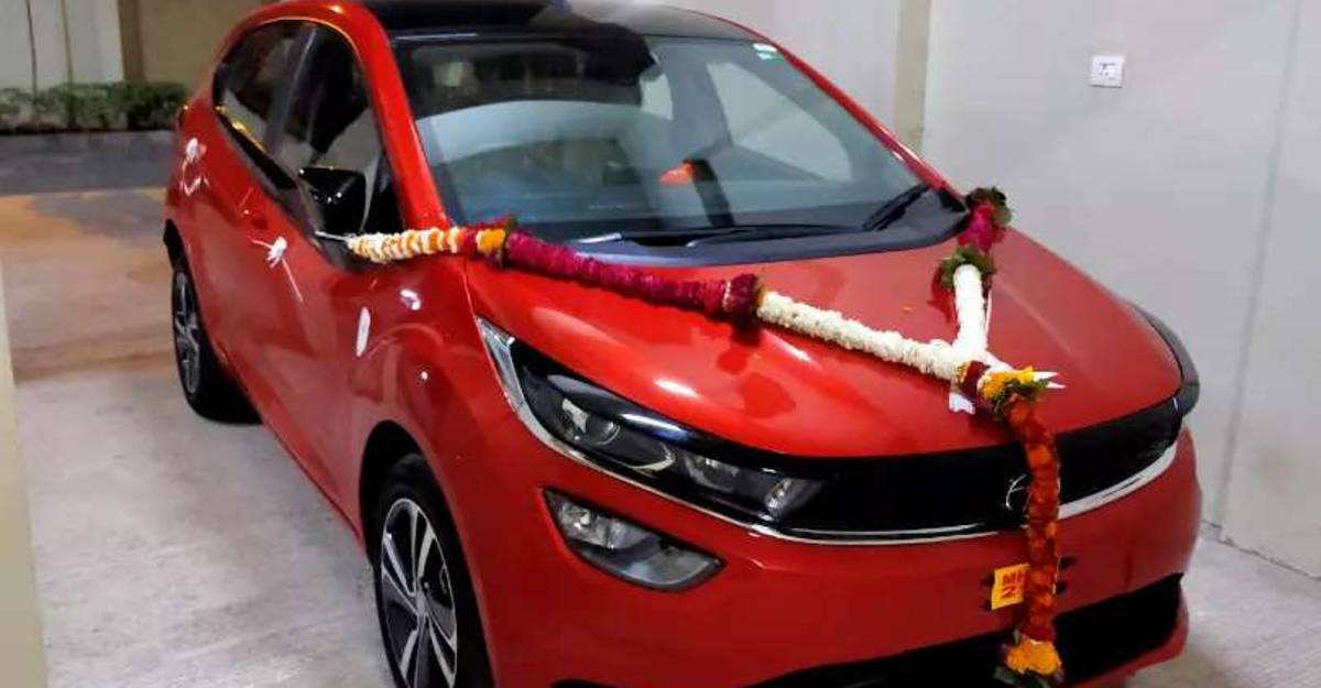2020 Tata Altroz for sale: Less than 5,000 km on odometer