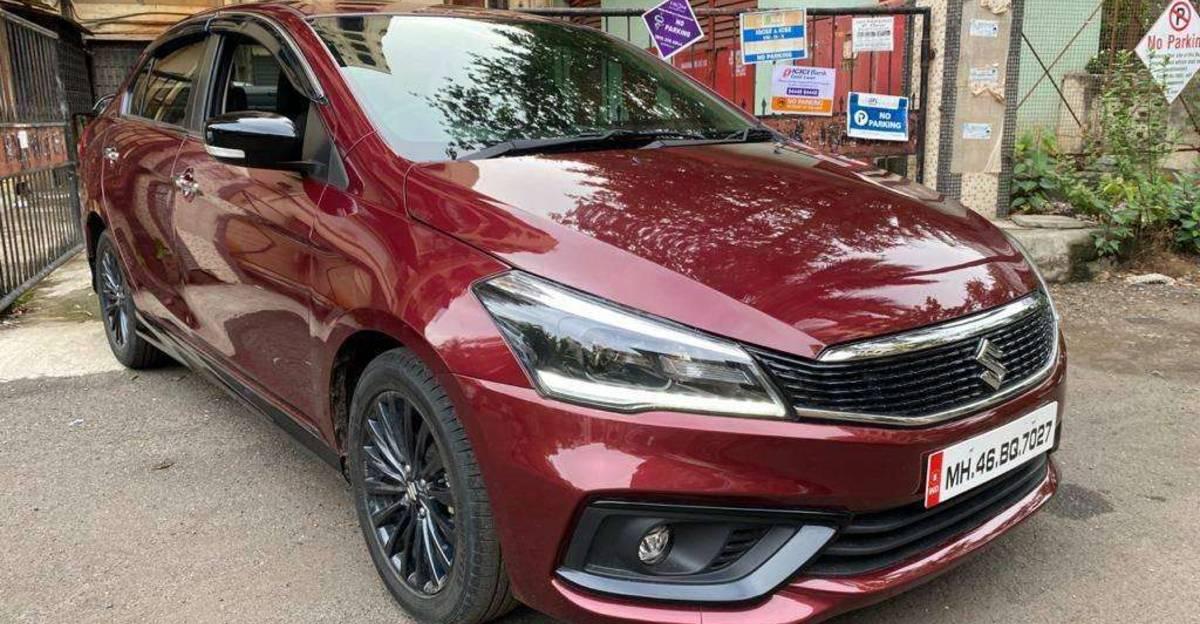 Almost-new, used 2020 Maruti Suzuki Ciaz BS6 sedans for sale