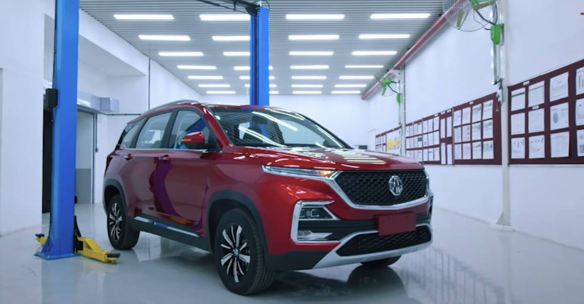 MG Hector Anniversary Edition SUV launched: Prices start from Rs. 13.63 lakh