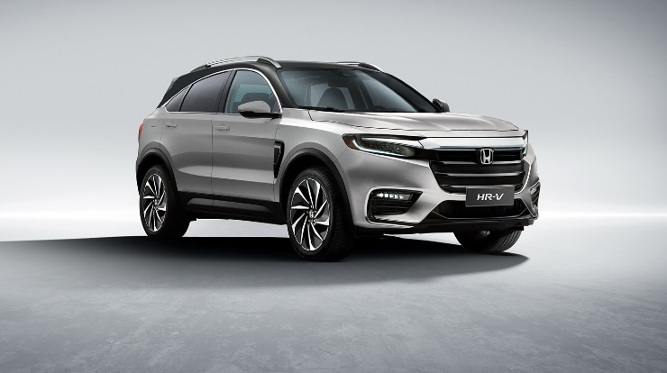 All-new Honda HR-V SUV: What it could look like