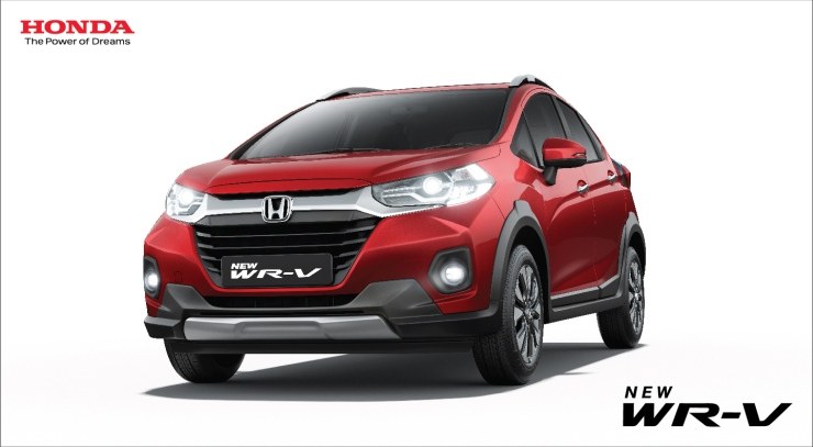 2020 BS6 Honda WR-V officially launched: Prices start from Rs. 8.49 lakh