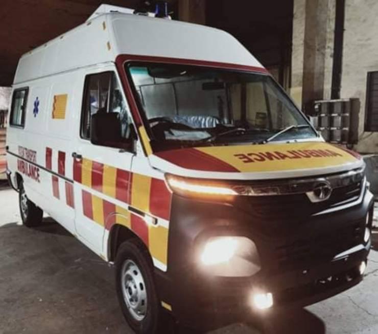 Tata Motors donates 20 new Winger Ambulances to Maharashtra Govt to help fight COVID-19