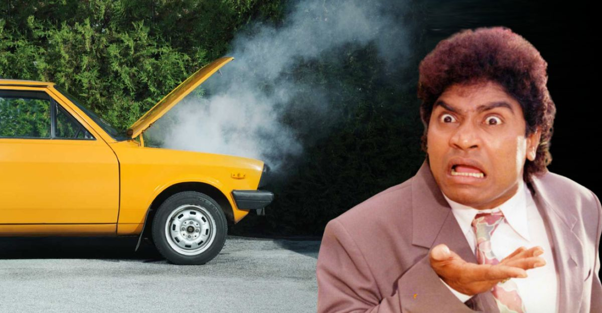 What to do when your car overheats?