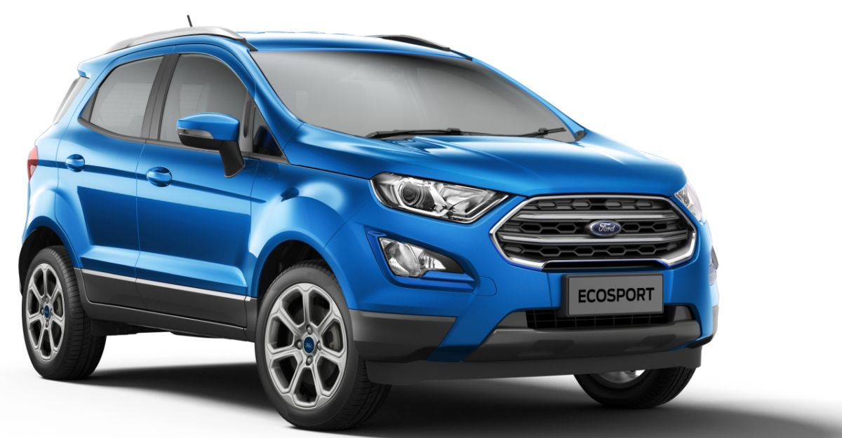 Ford EcoSport Automatic gets a more affordable 'Titanium AT' variant