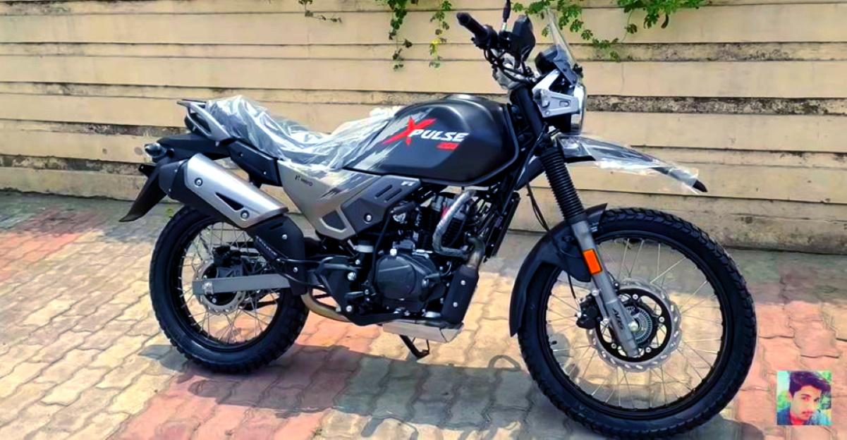 Hero Motocorp launches BS6 version of XPulse 200 Adventure motorcycle