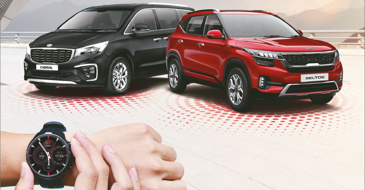 Kia Motors sells 50,000 connected cars – Seltos & Carnival – in just 10 months in India