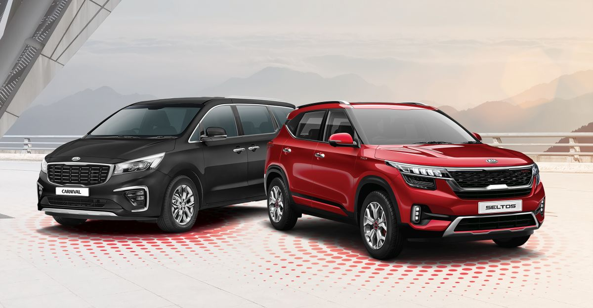 Kia Motors sells 1 lakh units of the Seltos & Carnival combined in India: Breaks a record