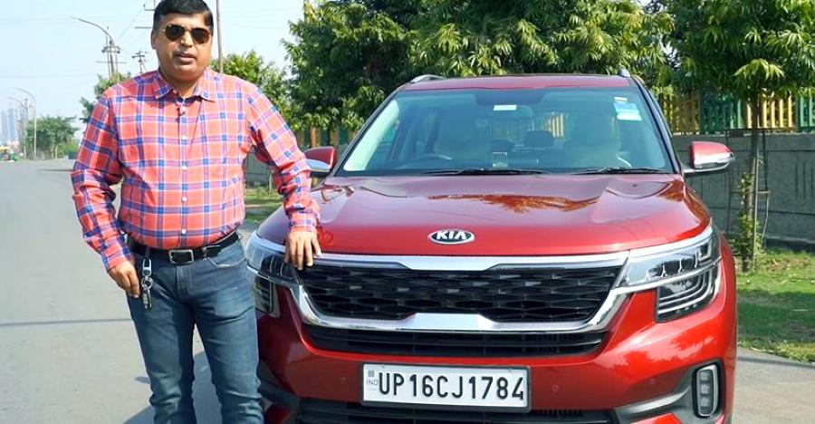 Kia Seltos 1.5 diesel 10,000 kms ownership review [Video]