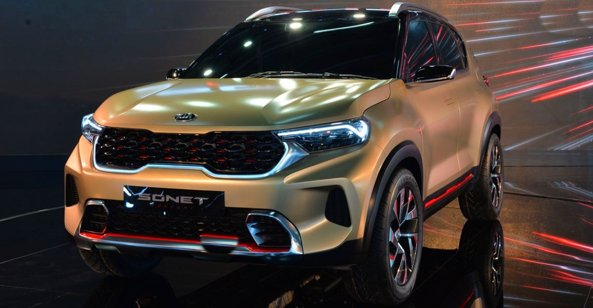 Kia Sonet's production version to be revealed on August 7th 2020: Just weeks away from launch