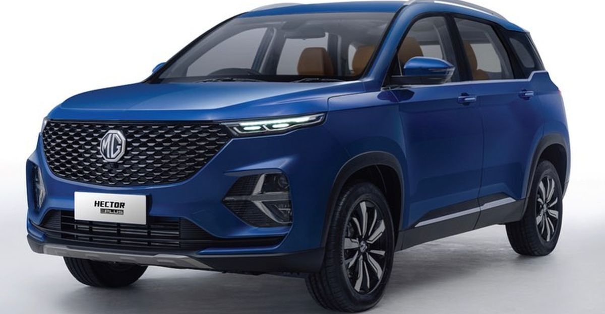 MG Hector Plus 7 seater SUV: New TVC out