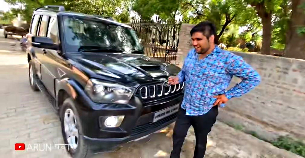 5 reasons why everyone's still buying the Mahindra Scorpio: Watch owner's take on video