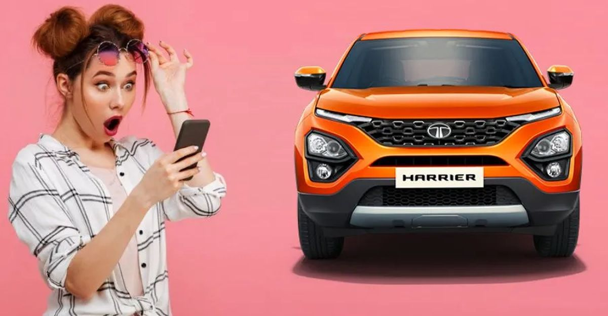 Tata Harrier BS6 Automatic selling at a HEFTY Rs. 1 lakh discount
