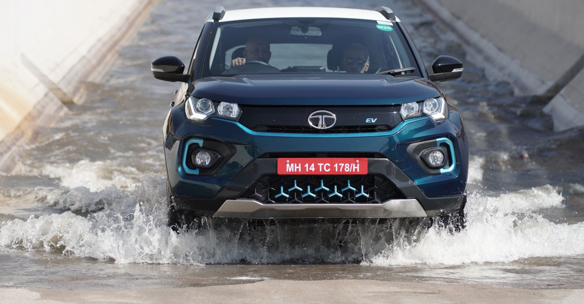 6 out 10 Electric Cars sold in India are Tata Nexon EVs