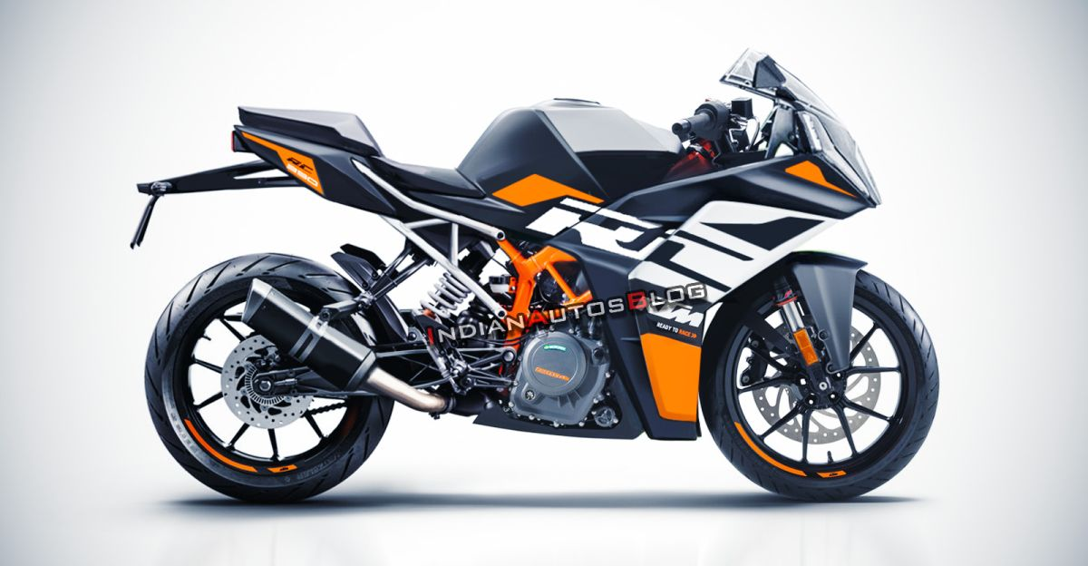 2021 All New Ktm Rc 390 Sportsbike What It Could Look Like