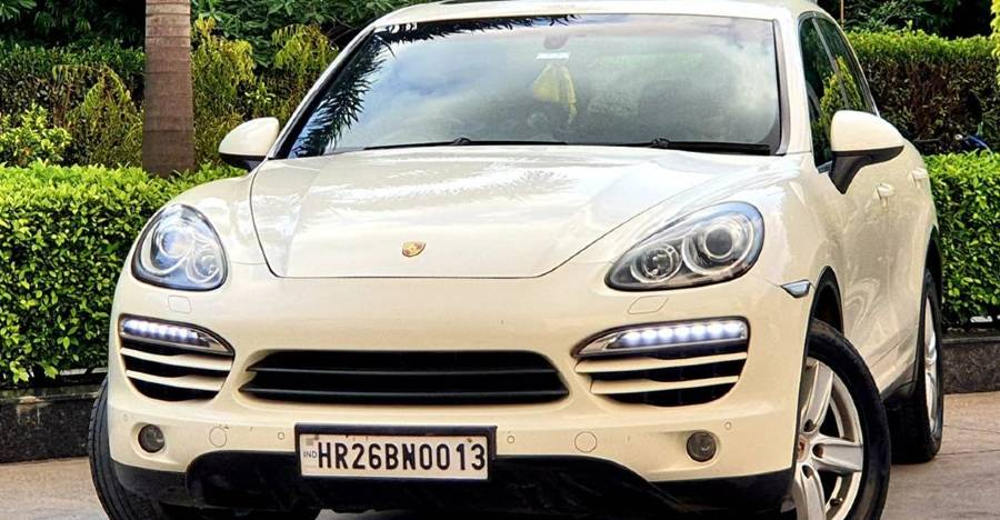 Used Porsche Cayenne SUV selling cheaper than Jeep Compass