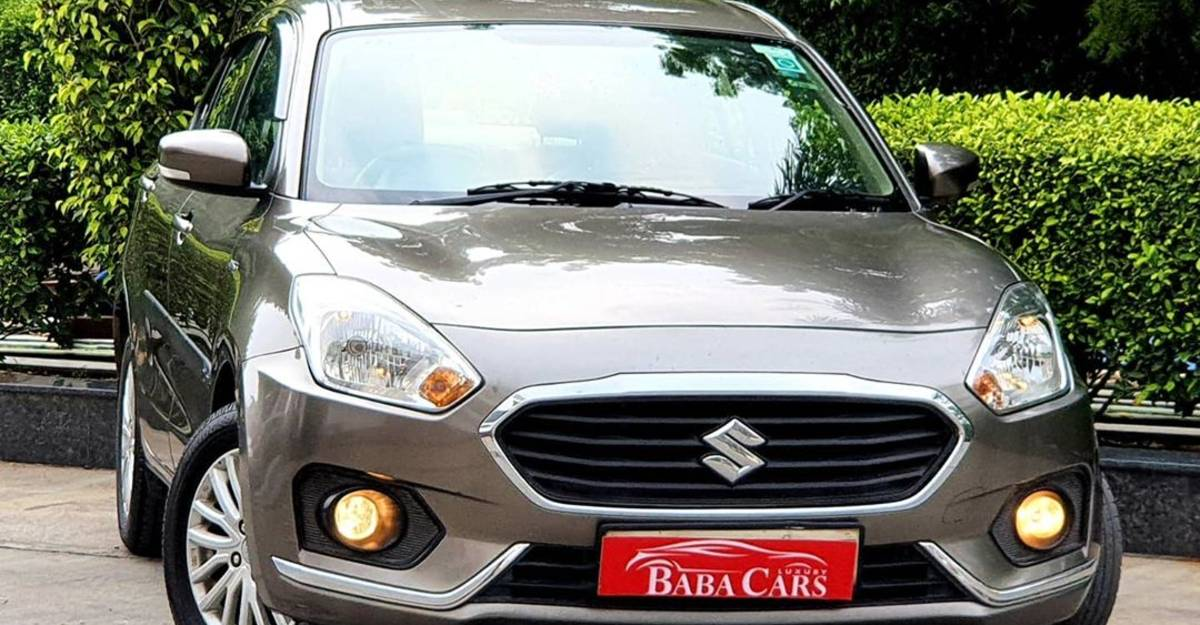 Used Maruti Dzire petrol and diesel automatic cheaper than a WagonR