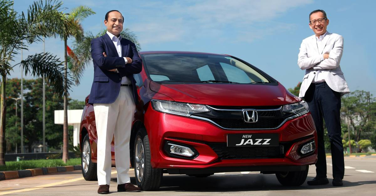 Honda Jazz Facelift TVC: Check it out
