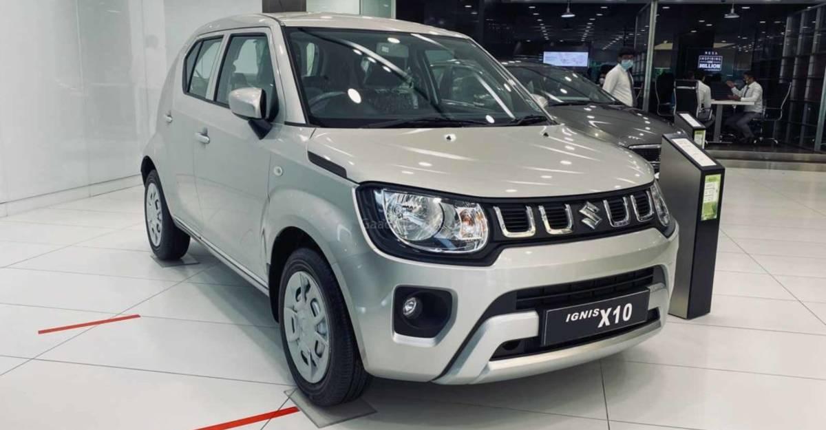 Maruti Suzuki Ignis X10 accessory kit launched