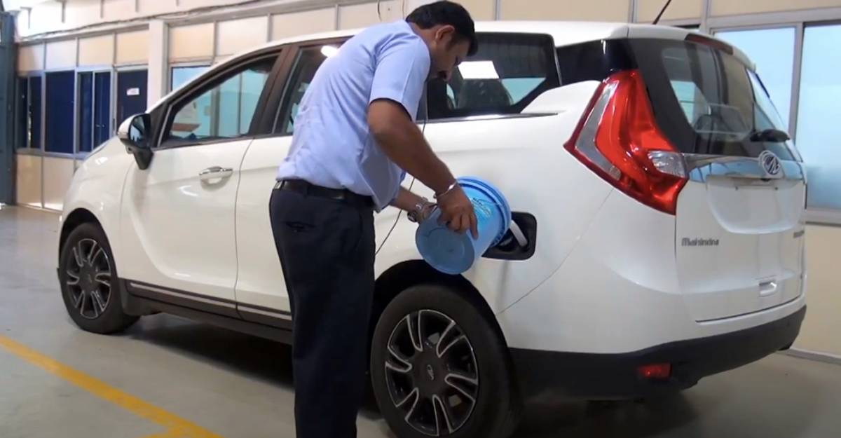 How to maintain a BS6 diesel car: Explained with the help of a Mahindra Marazzo on Video