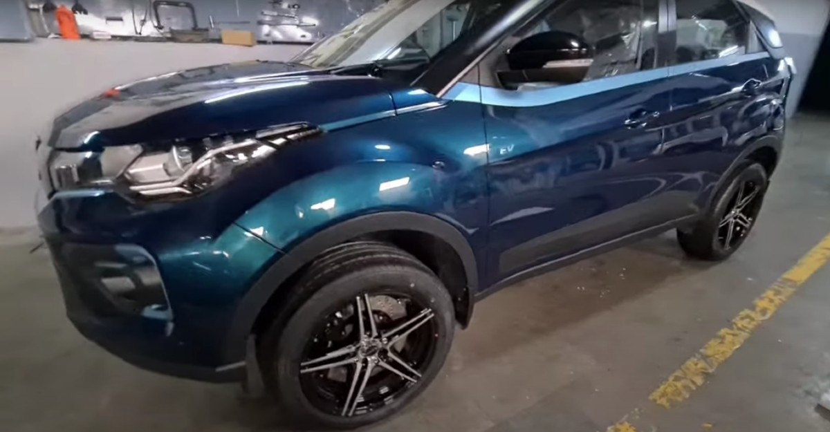 India's first modified Tata Nexon EV [Video]