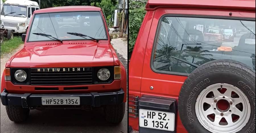 Rare used Mitsubishi Pajero SWB for sale: CHEAPER than S-Presso