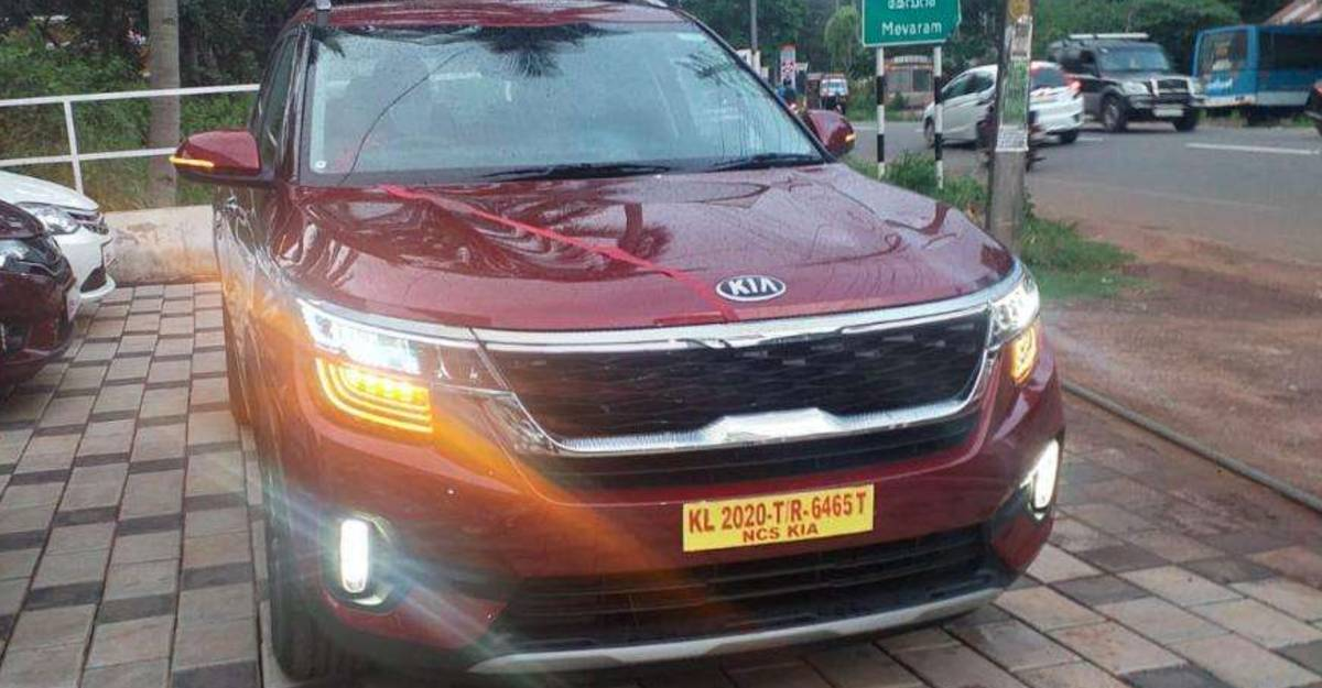 Almost-new used Kia Seltos mid-size SUVs for sale: Less used and under warranty