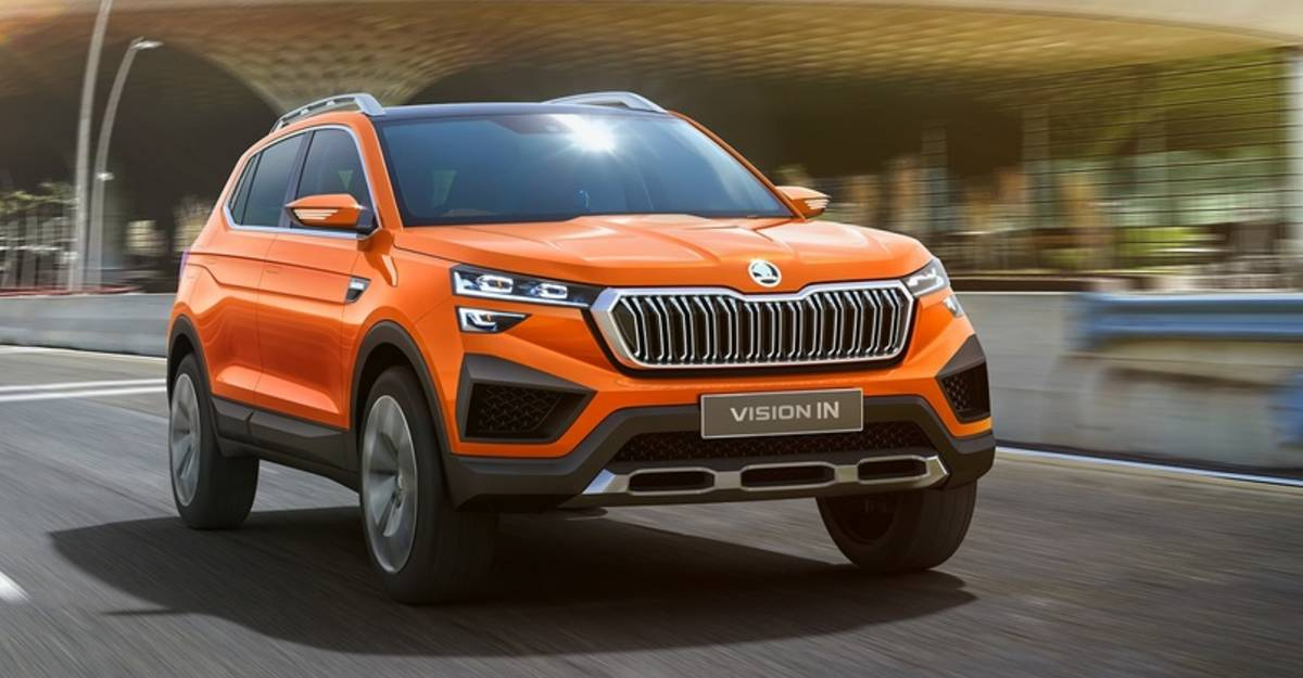 Skoda's Vision IN compact SUV to make its India debut early next year