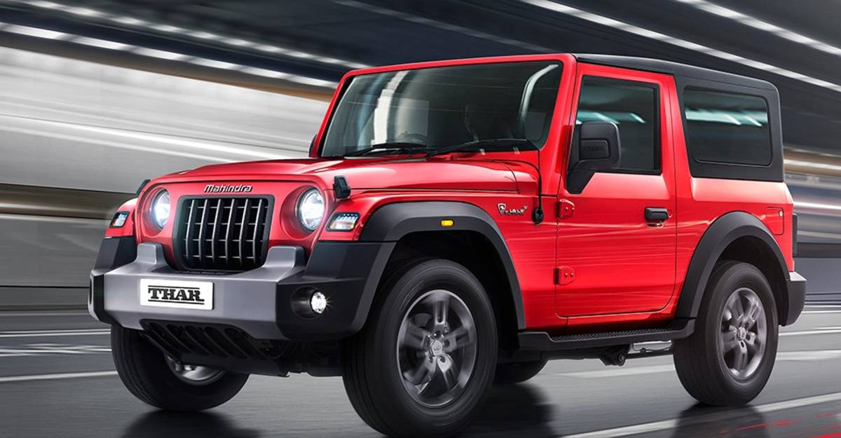 All-new 2020 Mahindra Thar races past 15,000 bookings: Automatic variants see big demand