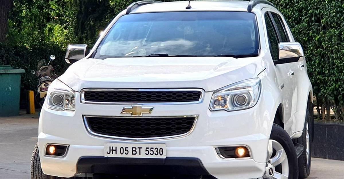 2800cc Chevrolet TrailBlazer SUV with 500 Nm: Cheaper than Hyundai Venue