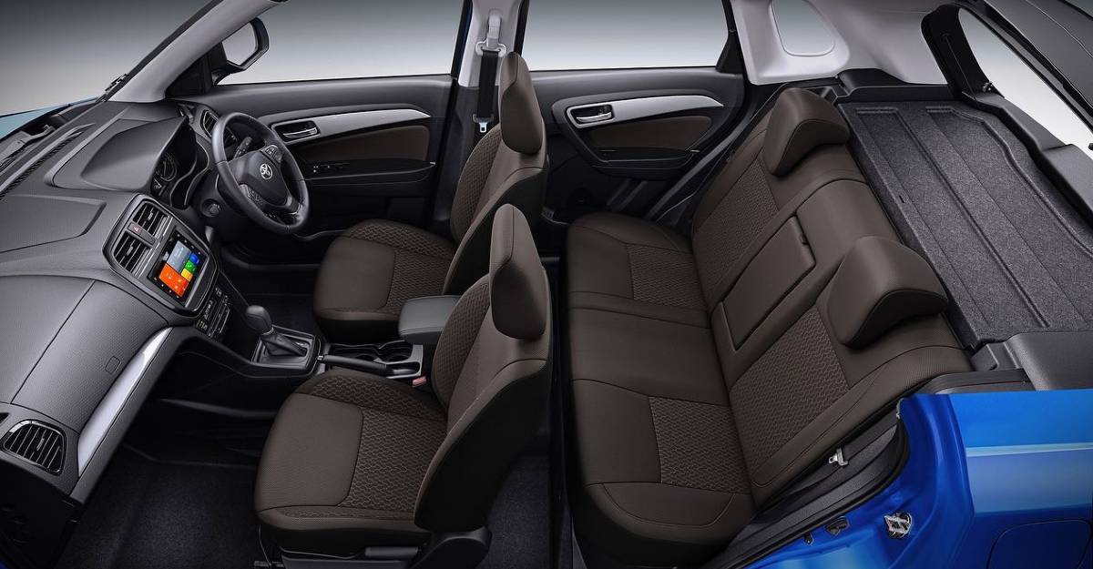 Maruti Brezza-based Toyota Urban Cruiser: Official pictures of interiors released