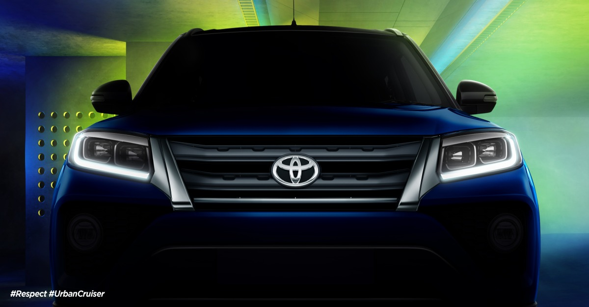 Bookings open for Toyota's mini Fortuner – Urban Cruiser!