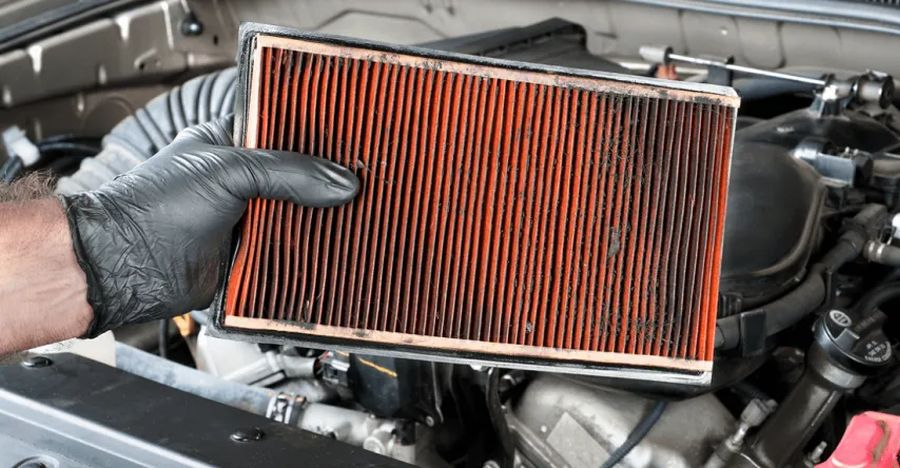 Signs that your air filter needs a replacement