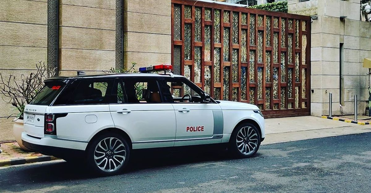India's most EXPENSIVE police car joins the Ambani security fleet: Costs over Rs. 2 Crores  [Video]
