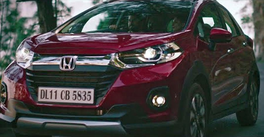 Facelifted Honda WR-V TVC: Check it out