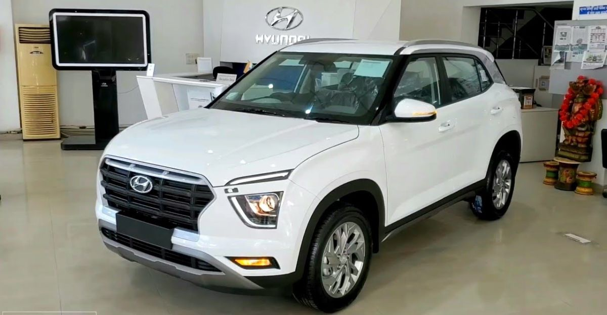 2020 Hyundai Creta base E Trim with Rs. 1.2 lakh worth accessories on video