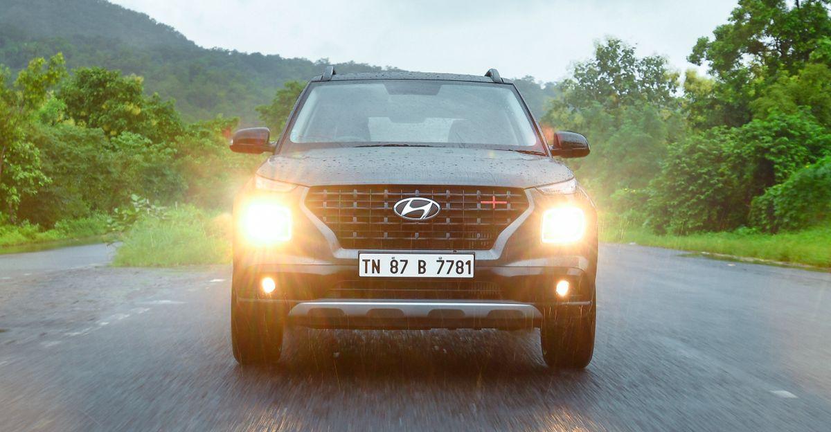 Hyundai Venue IMT taken for a spin by actress Aditi Rao Hydari [Video]