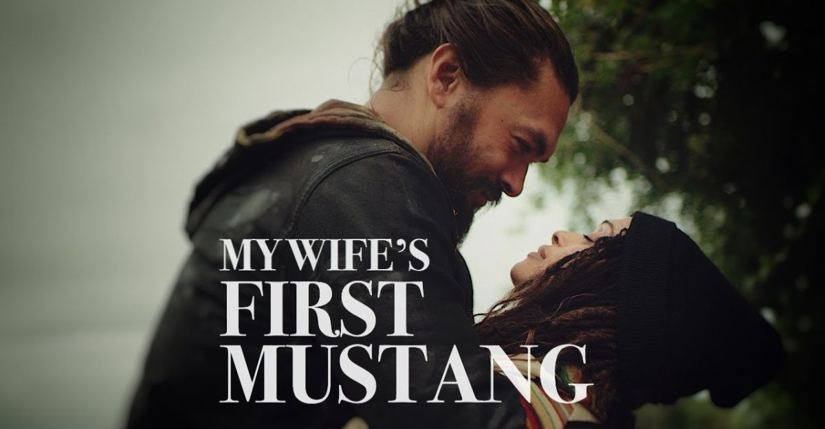 Aquaman Jason Momoa gifts wife a beautifully resto-modded Ford Mustang [Video]