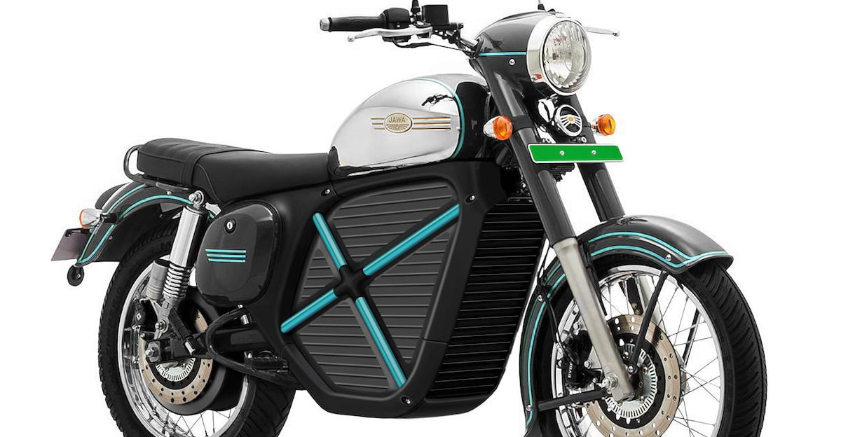 Jawa Electric motorcycle: What it could look like