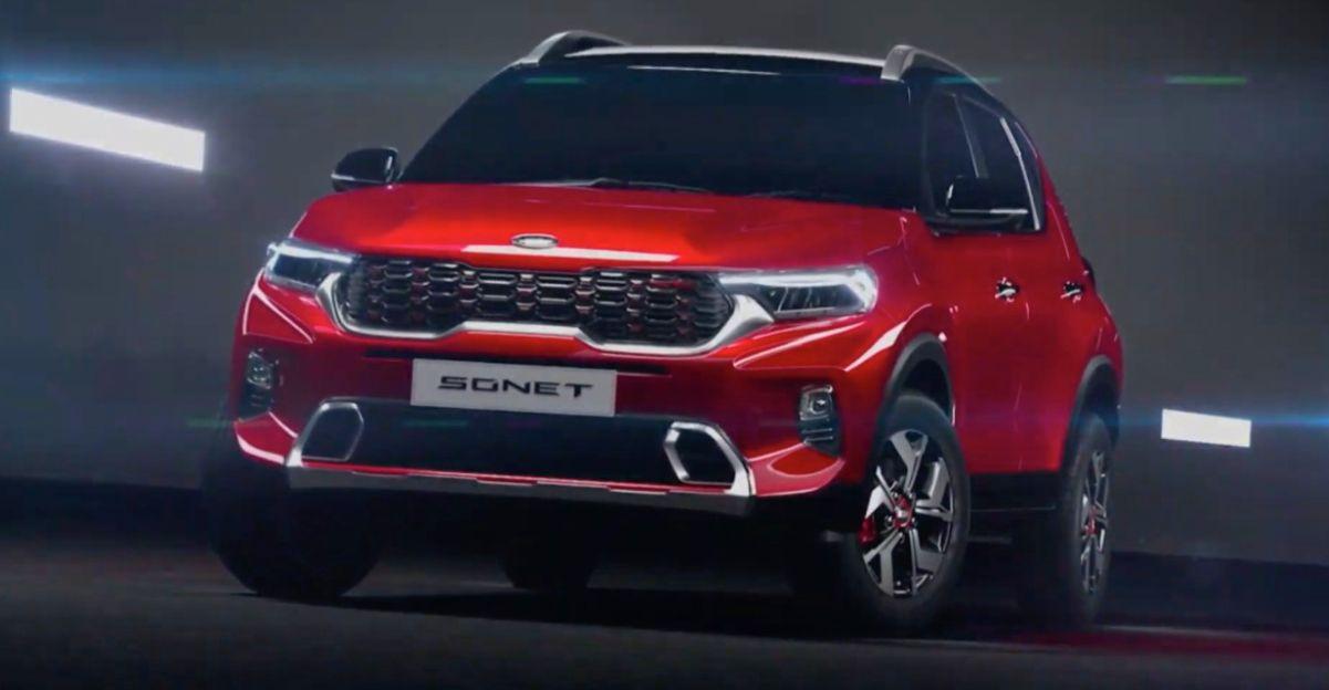 Kia Sonet compact SUV launched: Cheaper than Hyundai Venue & Maruti Brezza