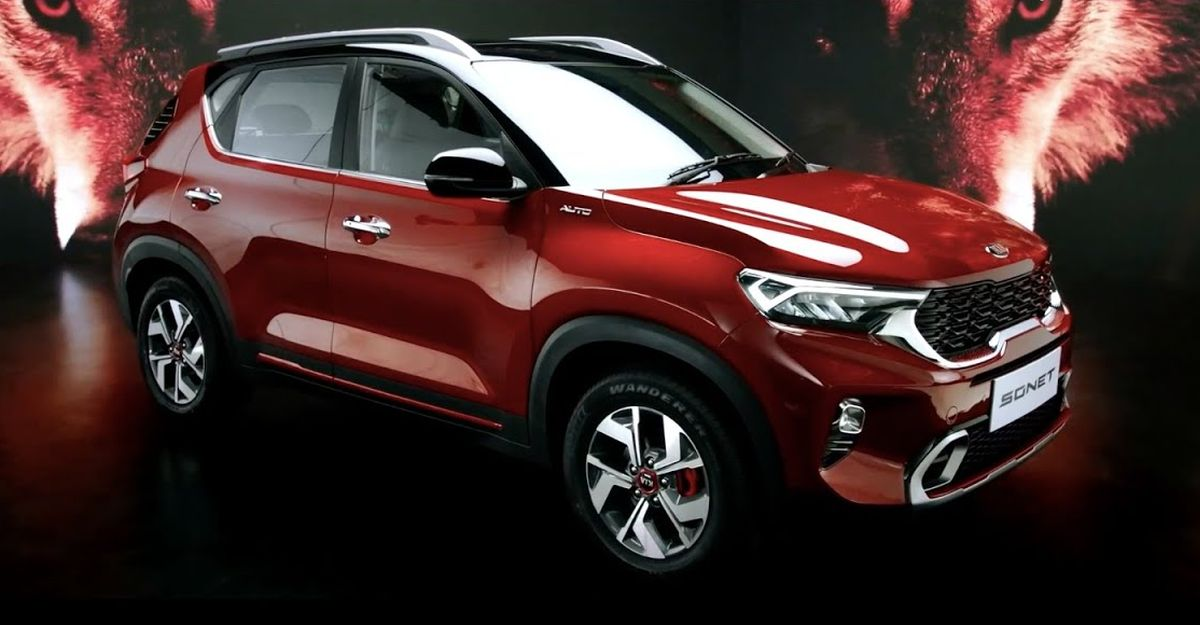 Kia Sonet : Official video shows the upcoming sub-4 meter compact SUV inside out