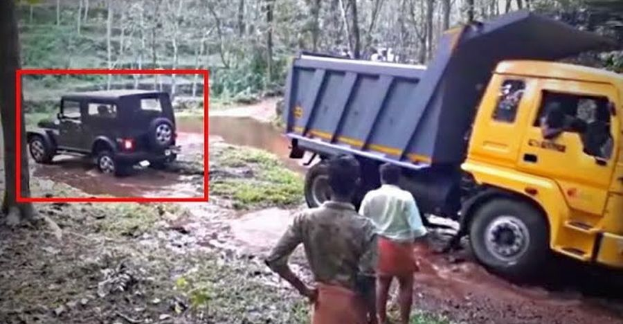 5 instances where the Mahindra Thar proved why it's such a LEGEND [Video]