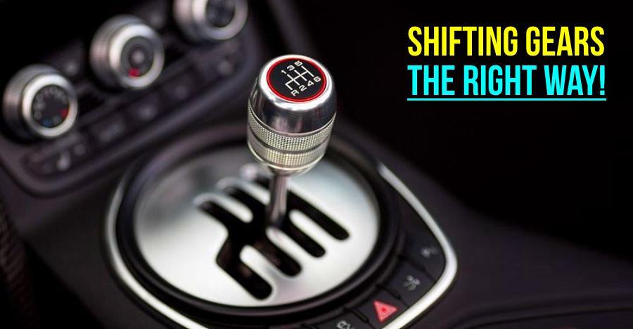 5 BIGGEST mistakes people make while driving a manual gearbox-equipped car